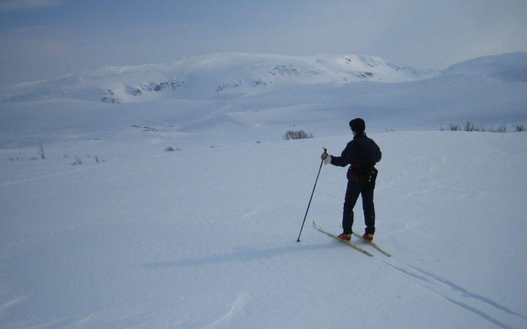 Topptur på ski til Borddalsnuten (1321 moh)