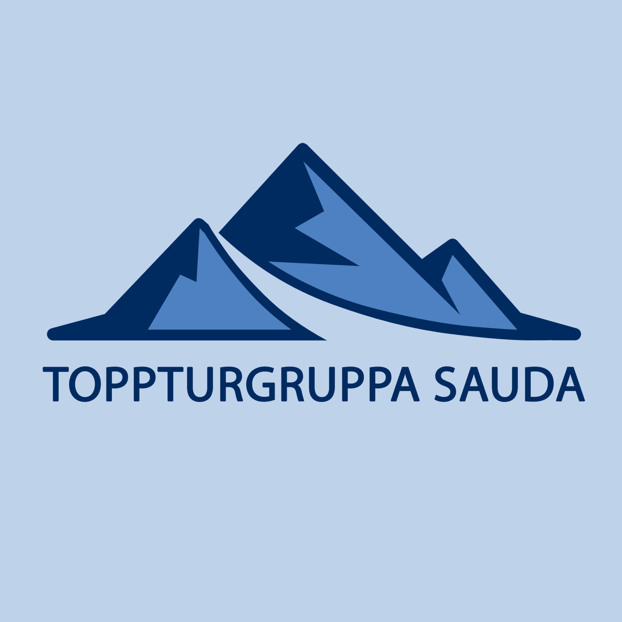 Logo til Toppturgruppa Sauda