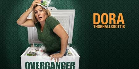 Dora Thorhallsdottir: Overganger