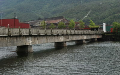 NORDAG – turløype langs den gamle jernbanelinja