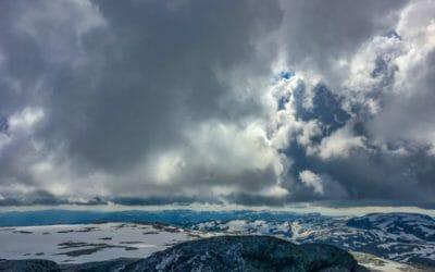Topptur til Kyrkjenuten 1602 moh (sommer) Rogalands 6 Høyeste topp