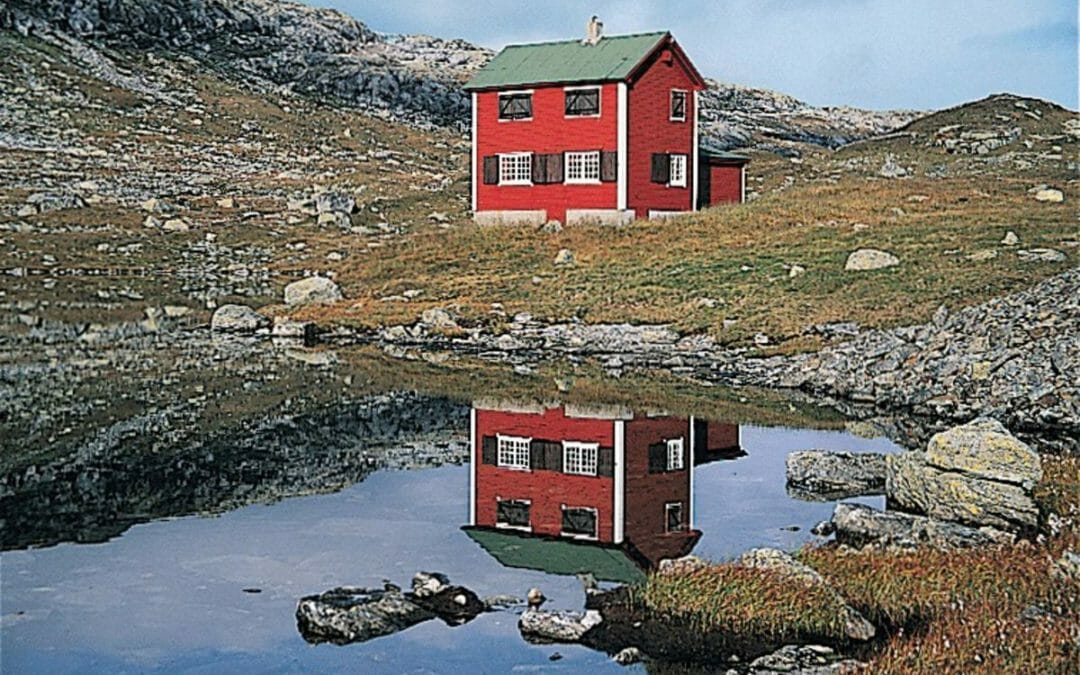 Fottur på Røldalsfjellet