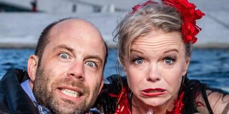 Operagalskap med Eir Inderhaug og Jan Gunnar Sørbø